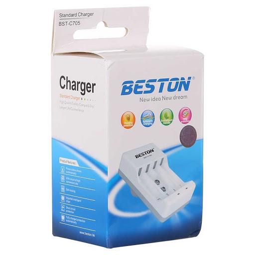 شارژر باتری BESTON BST-C705